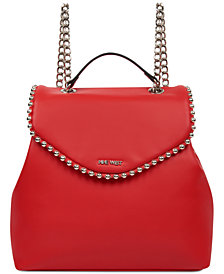 Nine West Aveline Chain Strap Backpack