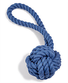 Harry Barker Rope Tug & Toss Toy