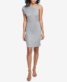 RACHEL Rachel Roy Zeta One-Shoulder Dress, Created for Macy's
