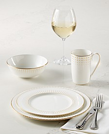 Golden Waterfall Dinnerware Collection