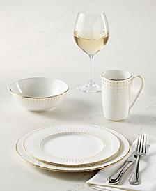 Golden Waterfall Dinnerware Collection