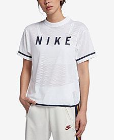 Nike Sportswear Mesh Top