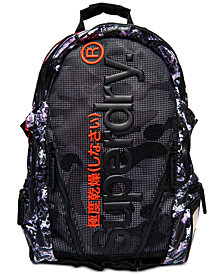 Superdry Men's Tarp Printed Backpack