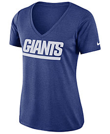 Nike Women's New York Giants Dri-FIT Touch T-Shirt