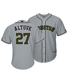 Majestic Men's Jose Altuve Houston Astros USMC Cool Base Jersey