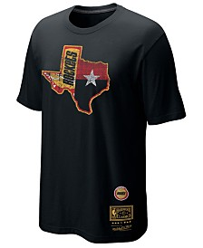 Mitchell & Ness Men's Houston Rockets In the Heart of Texas Retro T-Shirt