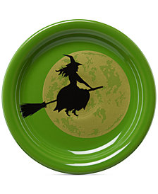 Fiesta Moon Witch Appetizer Plate