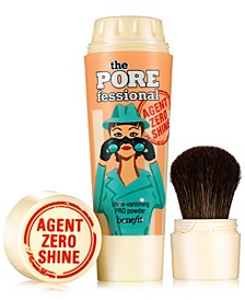 the POREfessional agent zero shine - shine vanishing pro powder