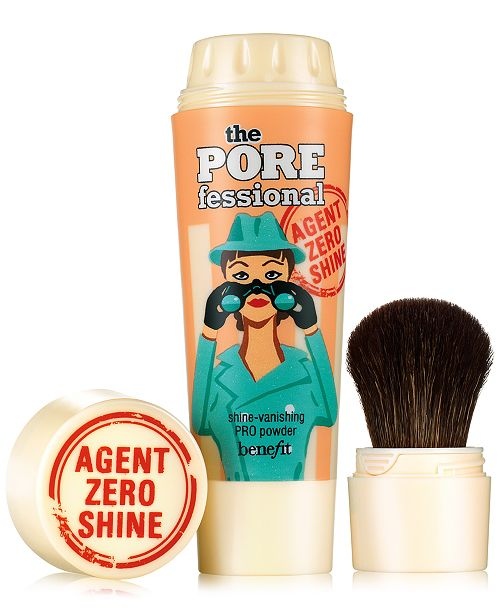 Benefit Cosmetics the POREfessional agent zero shine - shine vanishing pro powder