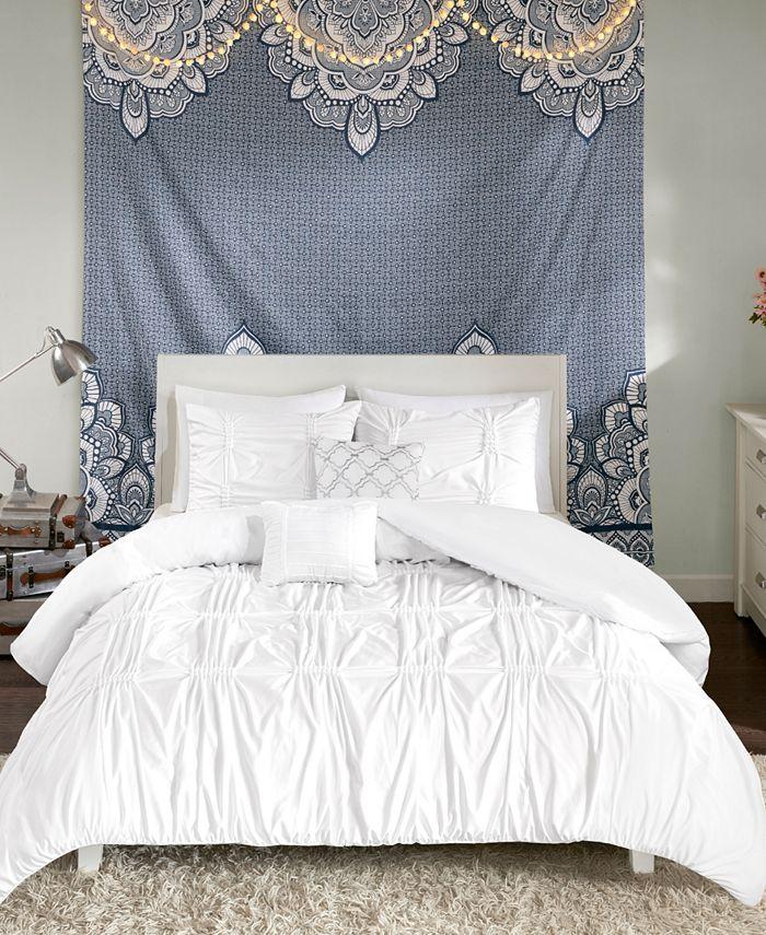 Intelligent Design - Benny 5-Pc. Full/Queen Comforter Set