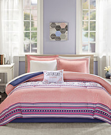 Intelligent Design Gemma 7-Pc. Twin XL Comforter Set