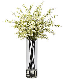 Nearly Natural Giant Cherry Blossom Artificial Arrangement