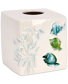 Saturday Knight Atlantis Tissue Box Cover