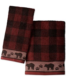 Sundance Cotton Plaid Jacquard Towel Collection