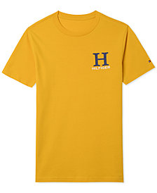 Tommy Hilfiger Little Boys Logo-Print Cotton T-Shirt