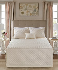 Madison Park Breanna 4-Pc. Cotton Bedspread Sets