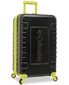 "Crater Peak 25"" Expandable Hardside Spinner Suitcase"