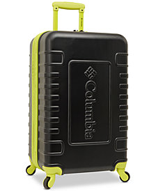 "Columbia Crater Peak 25"" Expandable Hardside Spinner Suitcase"