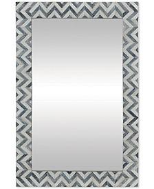 Abscissa Wall Mirror, Quick Ship