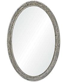 Ovalis Decorative Mirror, Quick Ship