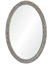 Ovalis Decorative Mirror, Quick Ship