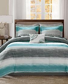 Madison Park Essentials Saben 7-Pc. Twin Comforter Set