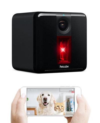 Petcube Play Interactive Wi-Fi Pet Camera