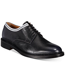 Kenneth Cole Men's Reflect Textured Leather Derby Shoes
