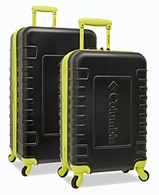 Crater Peak Expandable Hardside Luggage Collection