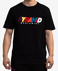 Black Pyramid Men's Graphic T-Shirt