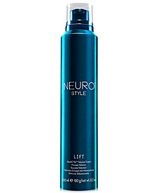 Paul Mitchell Neuro Style Lift HeatCTRL Volume Foam, 6.7-oz., from PUREBEAUTY Salon & Spa