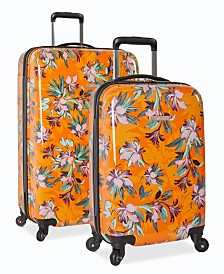 Nine West Outbound Flight Hardside Expandable Spinner Luggage Collection