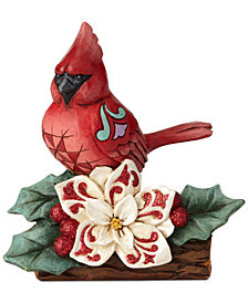 Jim Shore Wonderland Cardinal