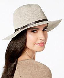 Calvin Klein Marbled-Knit Hat