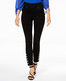 Thalia Sodi Pull-On Skinny Jeans, Created for Macy's