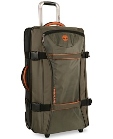 "Timberland Twin Mountain 26"" Wheeled Duffel Bag"
