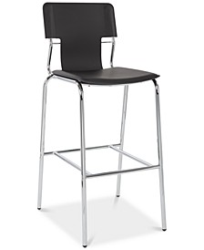 CLOSEOUT! Tysin 30'' Bar Stool (Set Of 2)