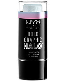 NYX Professional Makeup Holographic Halo Shimmer Stick, 0.24-oz.