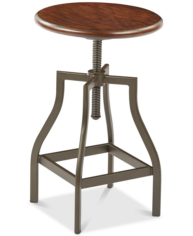 Office Star Austan 13.75'' Swivel Stool