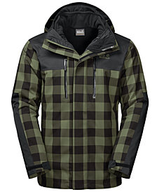 Jack Wolfskin Men's Timberwolf 3-in-1 Jacket