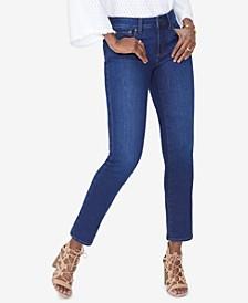 Sheri Tummy-Control Slim-Leg Jeans, Created for Macy's