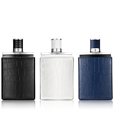 Choose your Complimentary Cologne Sleeve with any large spray purchase from the Jimmy Choo Man Blue fragrance collection