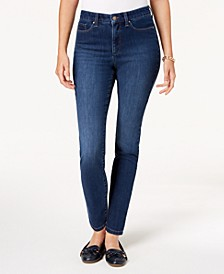 Windham Tummy-Control Skinny Jeans, Created for Macy's