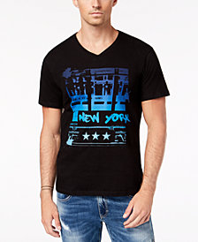 I.N.C. Men's New York Graphic T-Shirt, Created for Macy's
