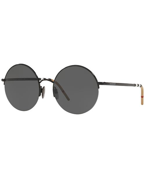 1130a22577b4 Burberry Sunglasses, BE3101 54 & Reviews - Sunglasses by Sunglass ...