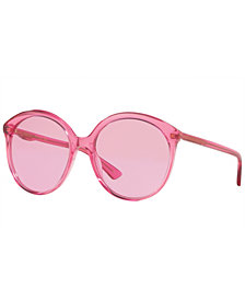 Gucci Sunglasses, GG0257S 59