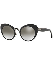 Sunglasses, MU 06TS 53