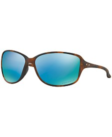 Oakley Polarized Sunglasses, OO9301 61 COHORT