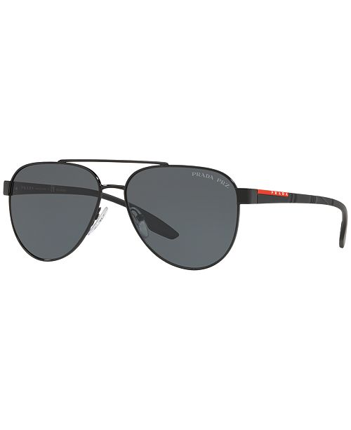 18e284f9be4 ... Prada Linea Rossa Polarized Sunglasses