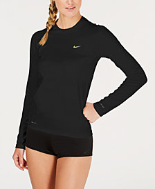Nike Long-Sleeve Rash Guard